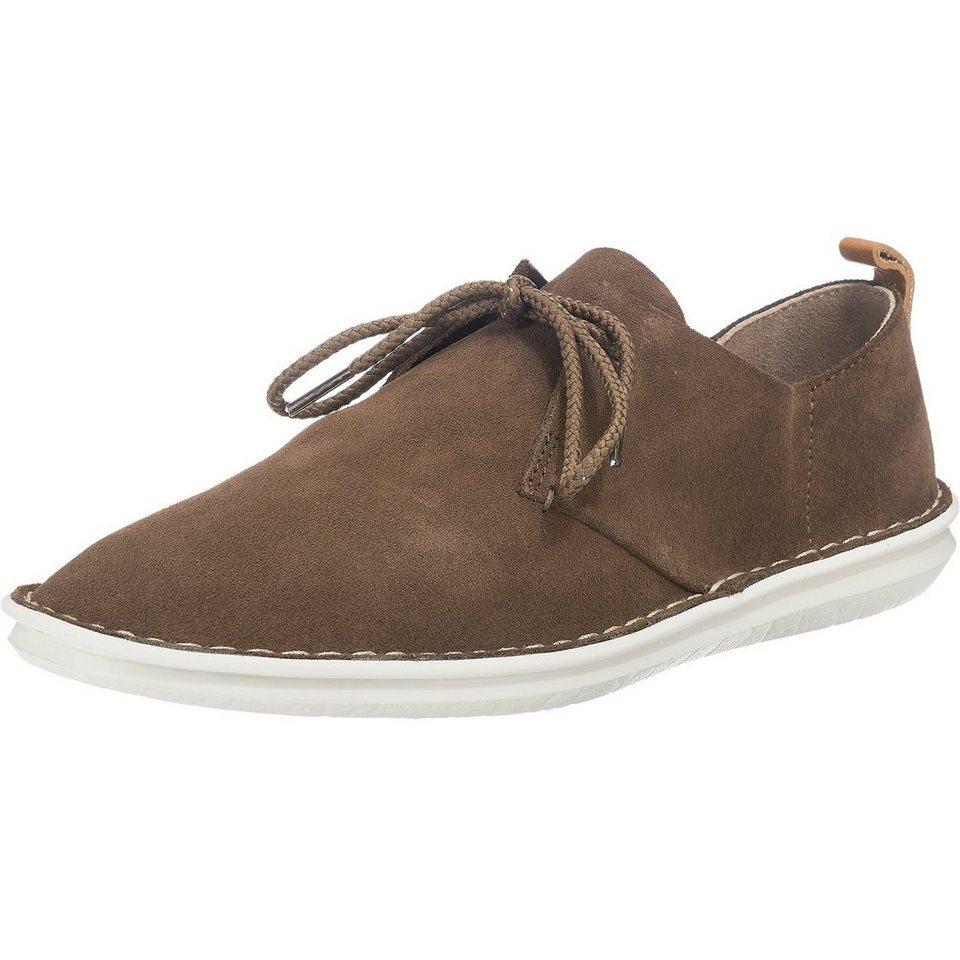 Clarks Tamho Edge Sneakers in dunkelbraun