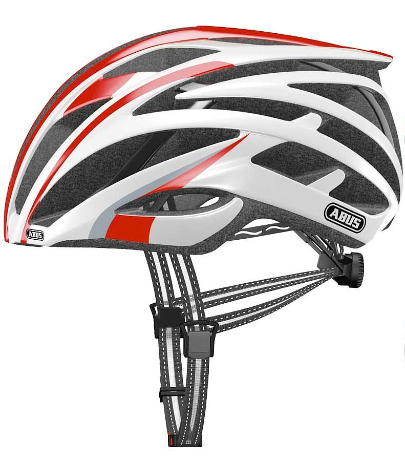 ABUS Fahrradhelm »Tec-Tical Pro v.2 Helm« in rot