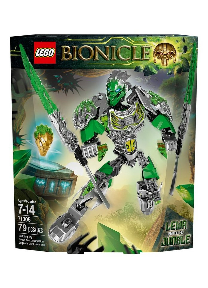 LEGO® Lewa Vereiniger des Dschungels (71305), »LEGO® BIONICLE®«