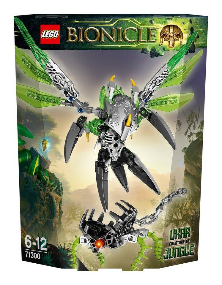 LEGO® Uxar Kreatur des Dschungels (71300), »LEGO® BIONICLE®«