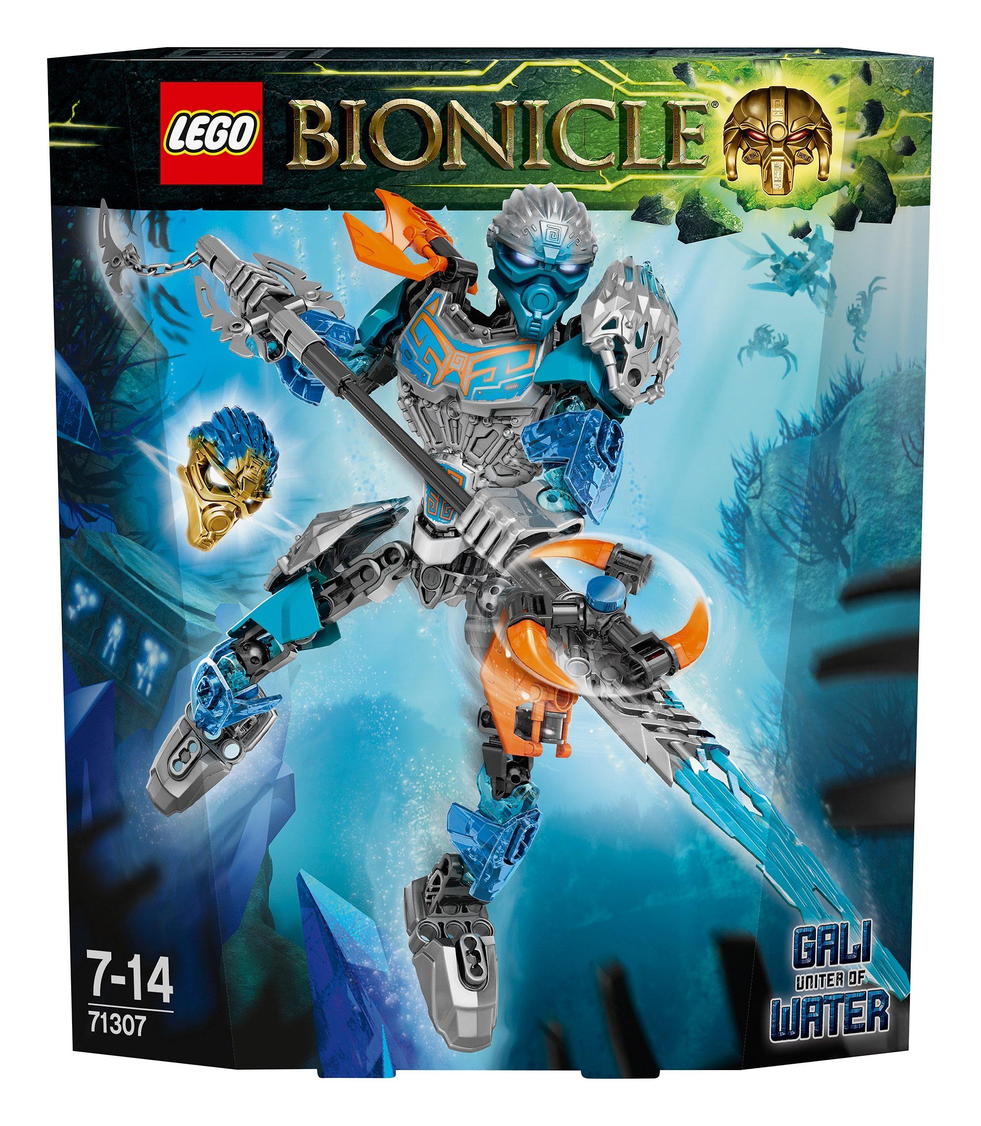 LEGO® Gali Vereiniger des Wassers (71307), »LEGO® BIONICLE®«