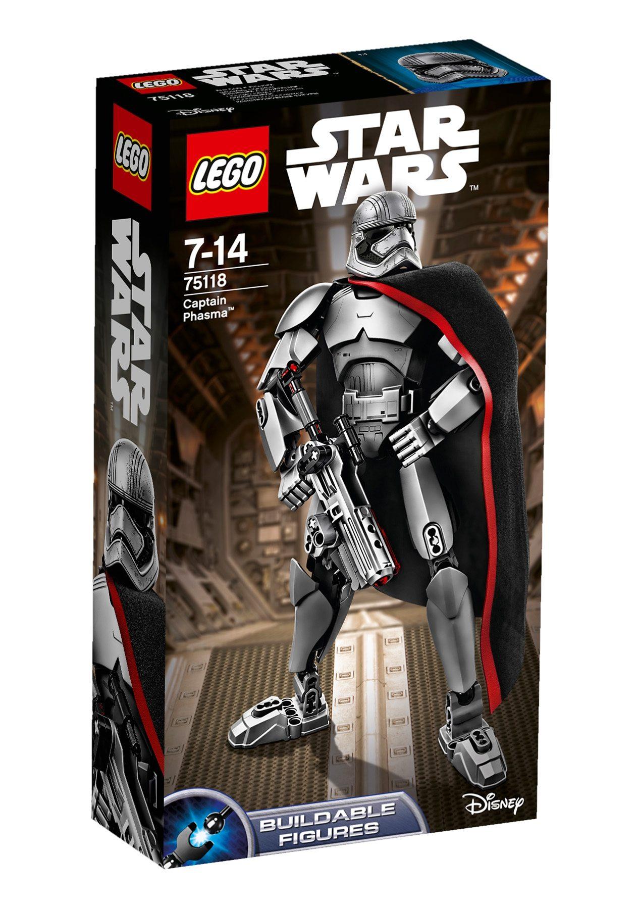 LEGO®, Captain Phasma™ (75118), »LEGO® Star Wars™«