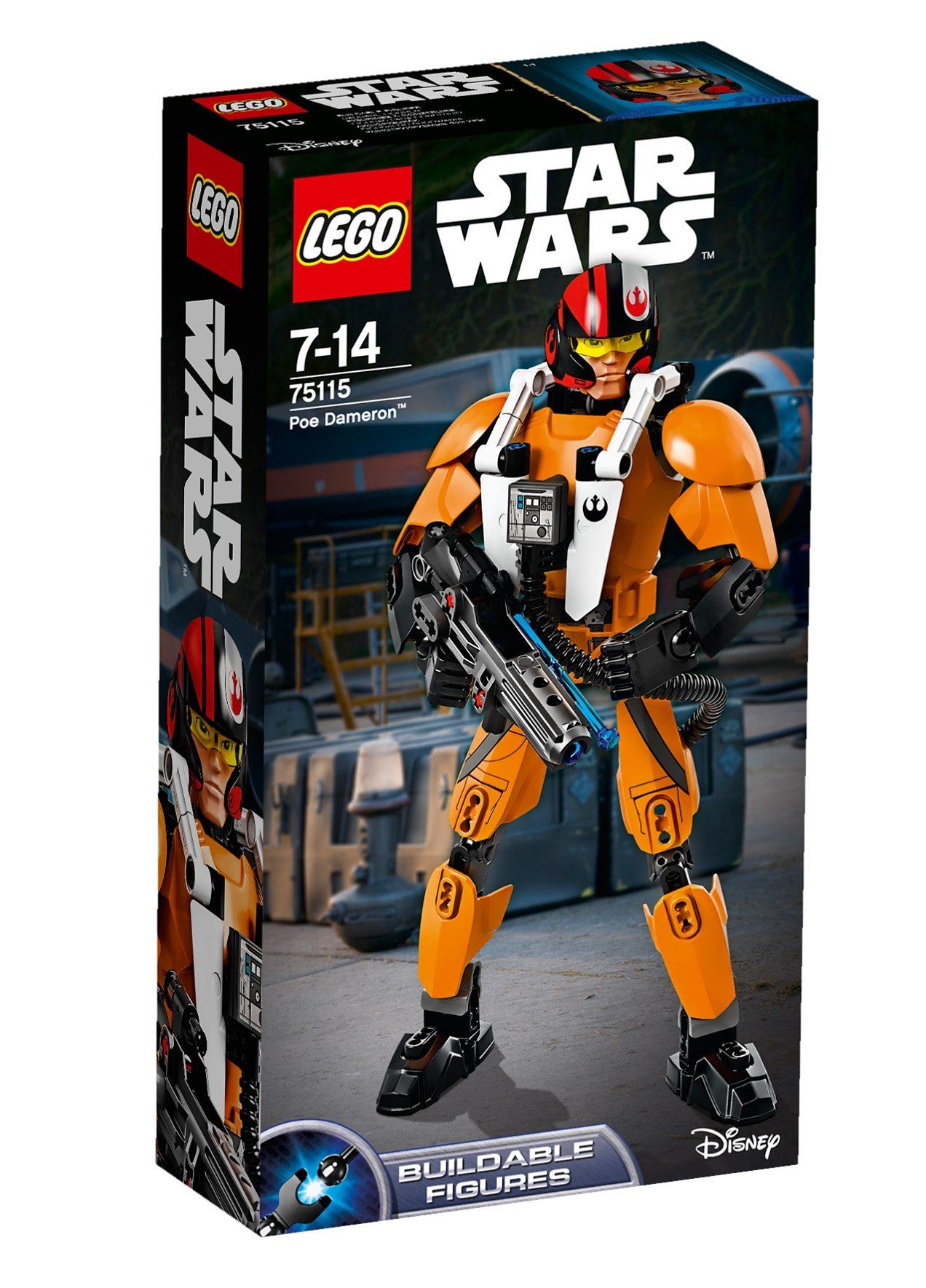 LEGO® Poe Dameron™ (75115), »LEGO® Star Wars™«