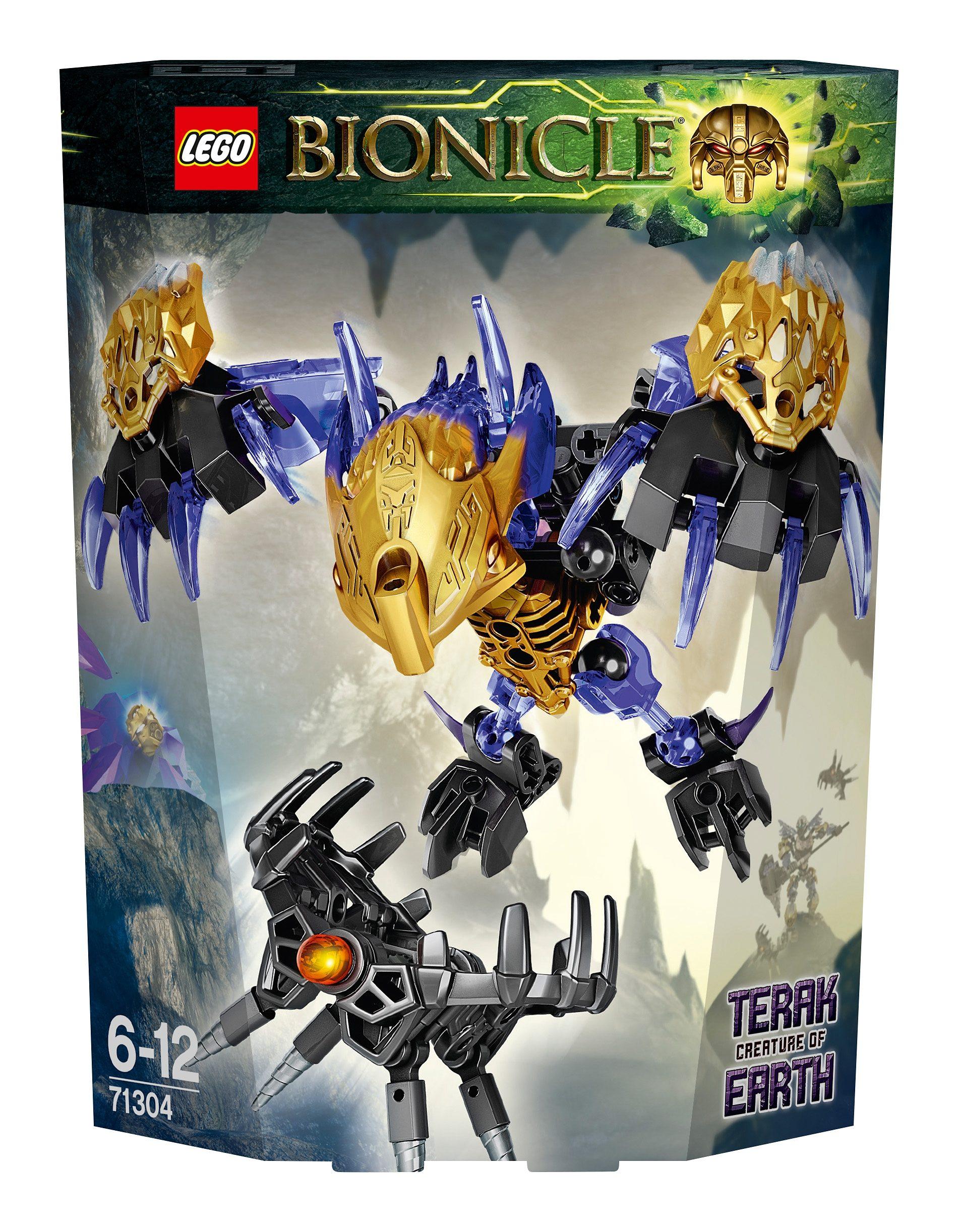 LEGO® Terak Kreatur der Erde (71304), »LEGO® BIONICLE®«