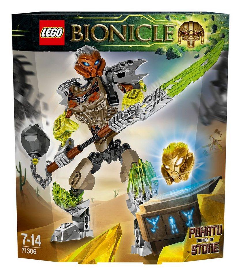 LEGO® Pohatu Vereiniger des Steins (71306), »LEGO® BIONICLE®«