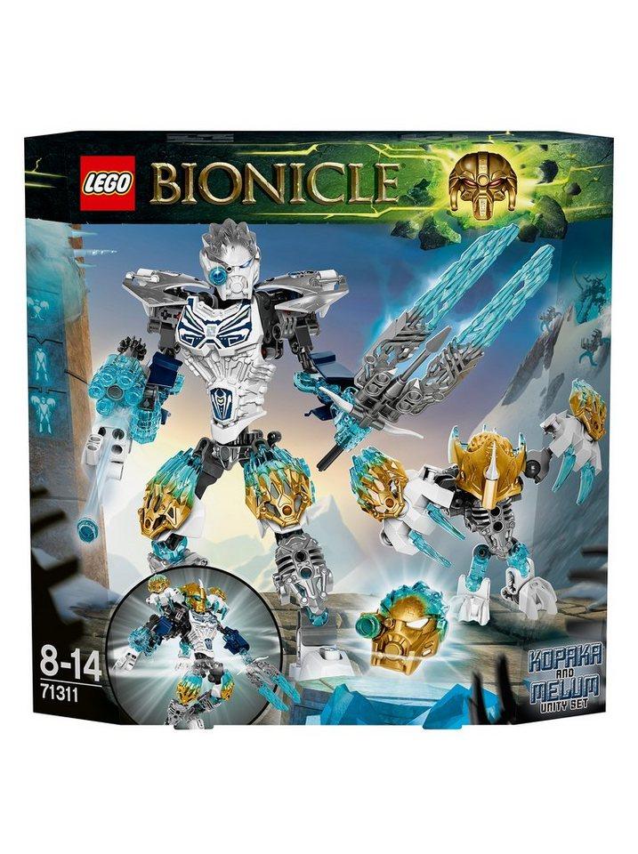 LEGO® Kopaka und Melum - Kombi-Set (71311), »LEGO® BIONICLE®«