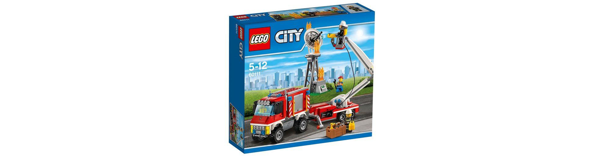 LEGO® Feuerwehr-Einsatzfahrzeug (60111), »LEGO® City«