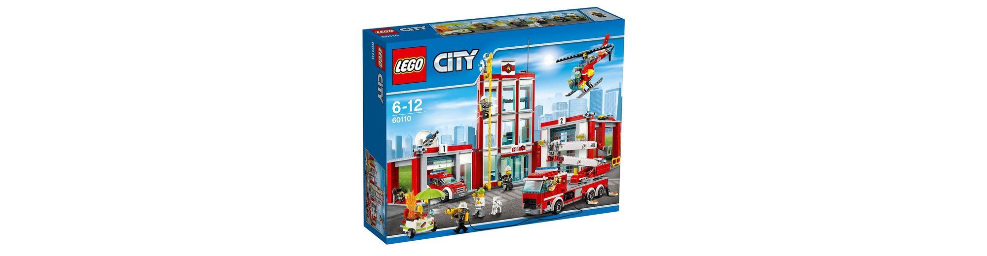 LEGO® Große Feuerwehrstation (60110), »LEGO® City«