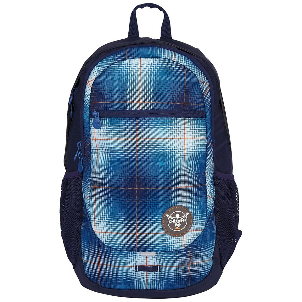 Chiemsee Rucksack »TECHPACK TWO« in plaid regatta