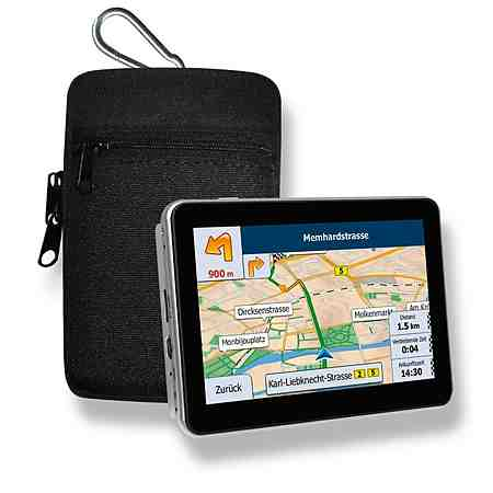Blaupunkt Navigationsgerät »Travelpilot 53 EU inkl. Tasche«