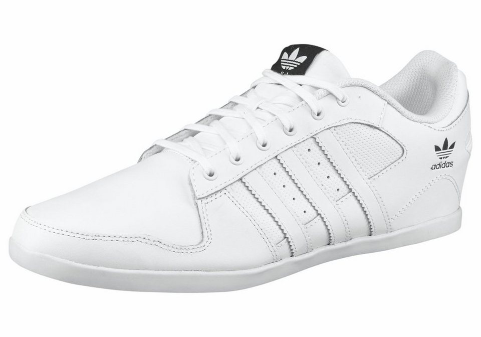 adidas Originals Plimcana 2.0 Low Sneaker in Weiß