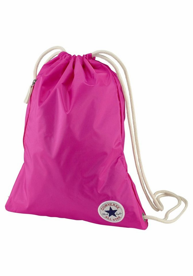 Converse Turnbeutel in pink