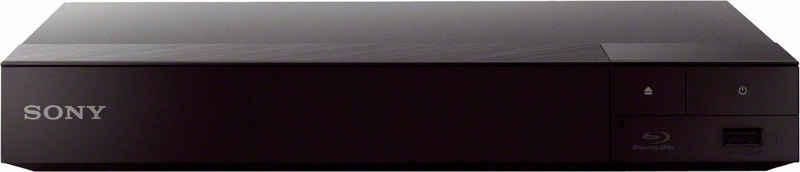 Sony »BDP-S6700« Blu-ray-Player (4k Ultra HD, Miracast (Wi-Fi Alliance), LAN (Ethernet), WLAN, 3D-fähig, 4K Upscaling, Full HD)