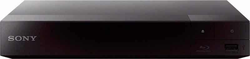 Sony »BDP-S3700« Blu-ray-Player (Miracast (Wi-Fi Alliance), LAN (Ethernet), WLAN, Full HD)