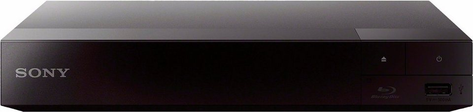 Sony BDP-S1700 Blu-ray-Player, 1080p (Full HD) in schwarz
