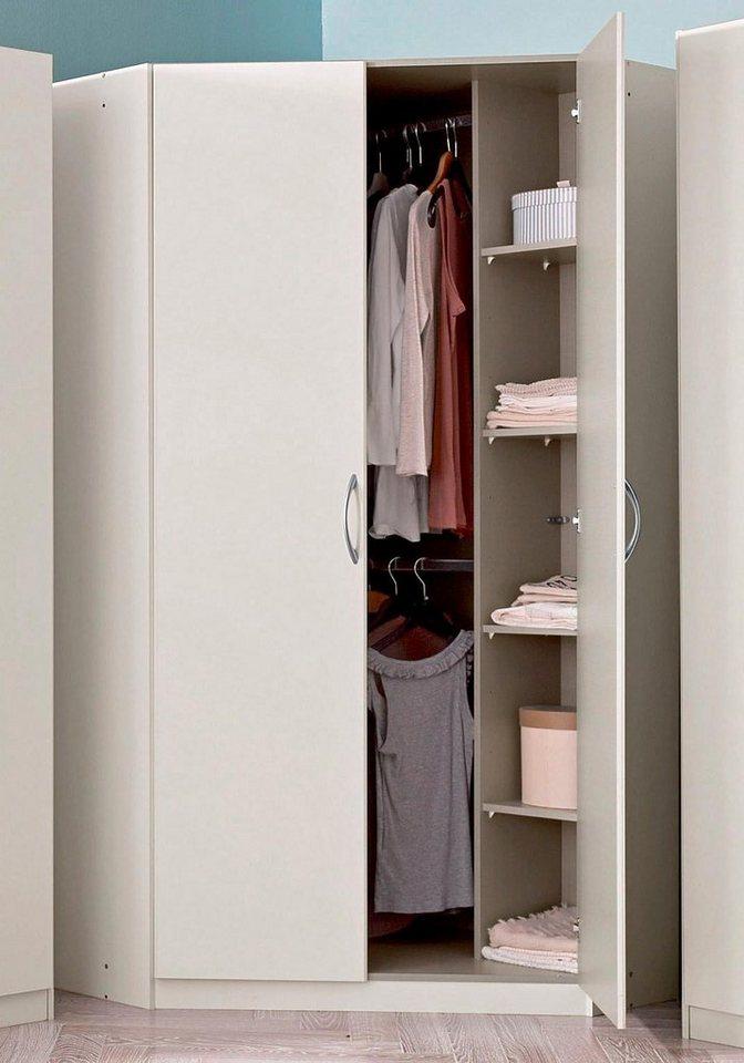 eckschrank modern preisvergleiche erfahrungsberichte. Black Bedroom Furniture Sets. Home Design Ideas