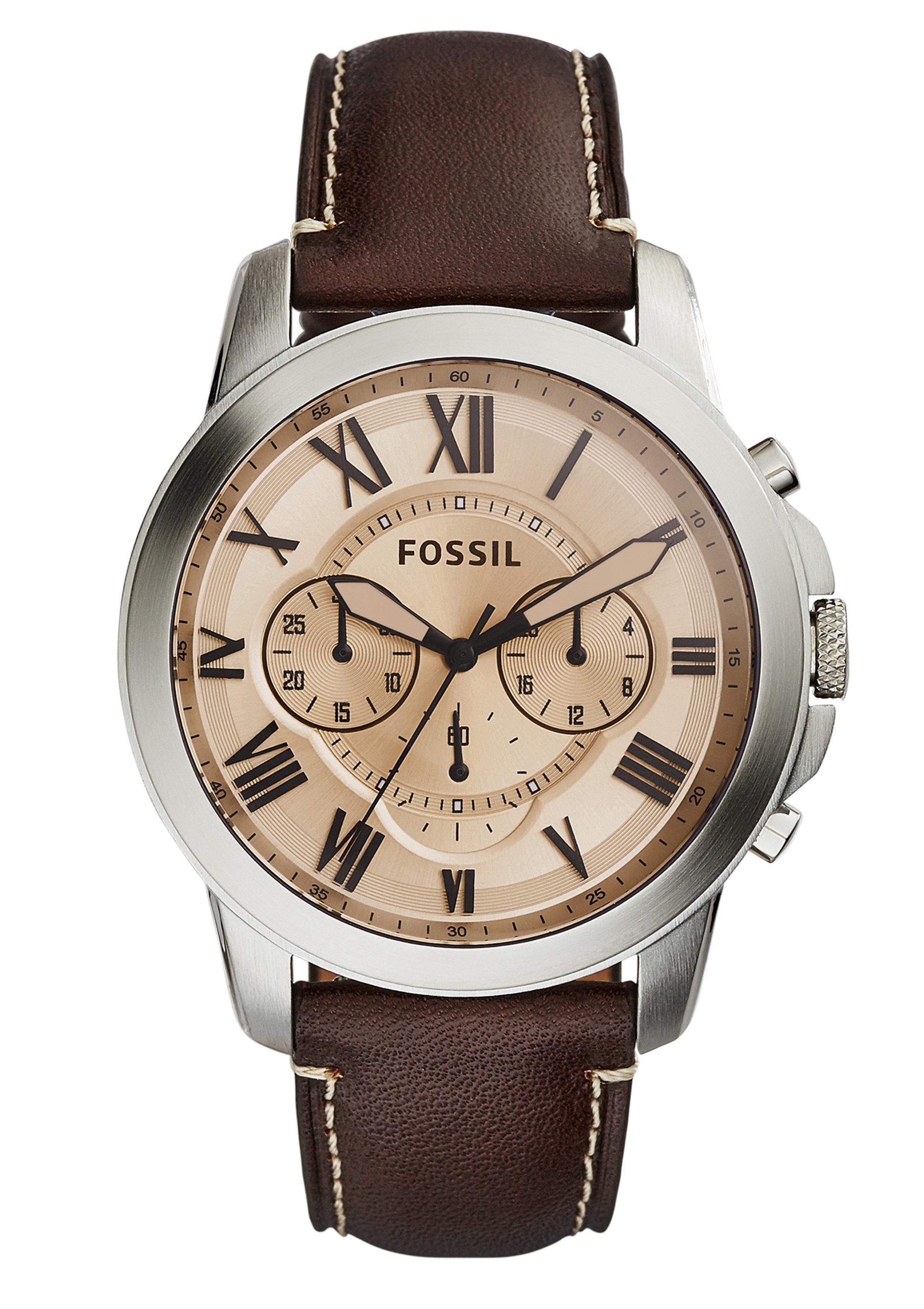 Fossil Chronograph, »GRANT, FS5152«