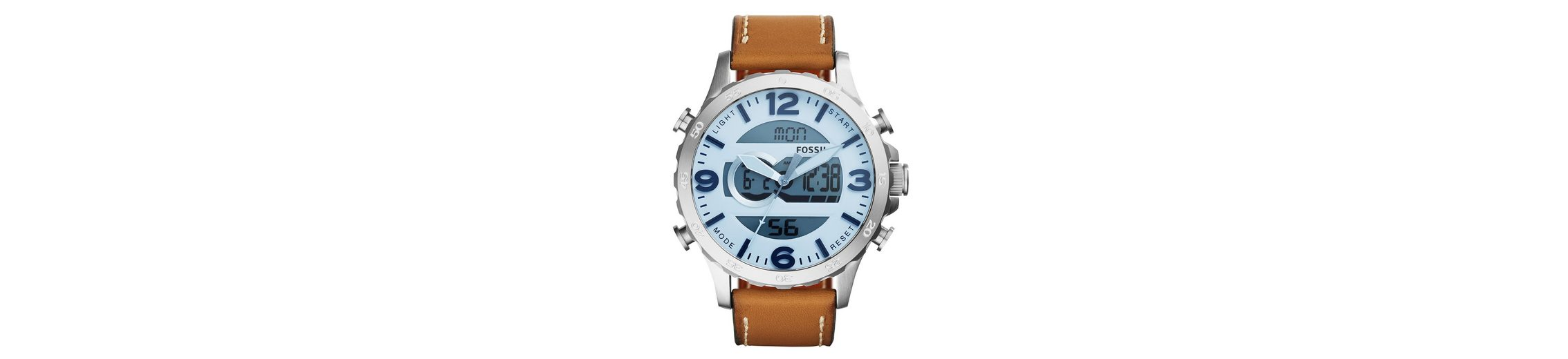 Fossil Chronograph »NATE, JR1492«