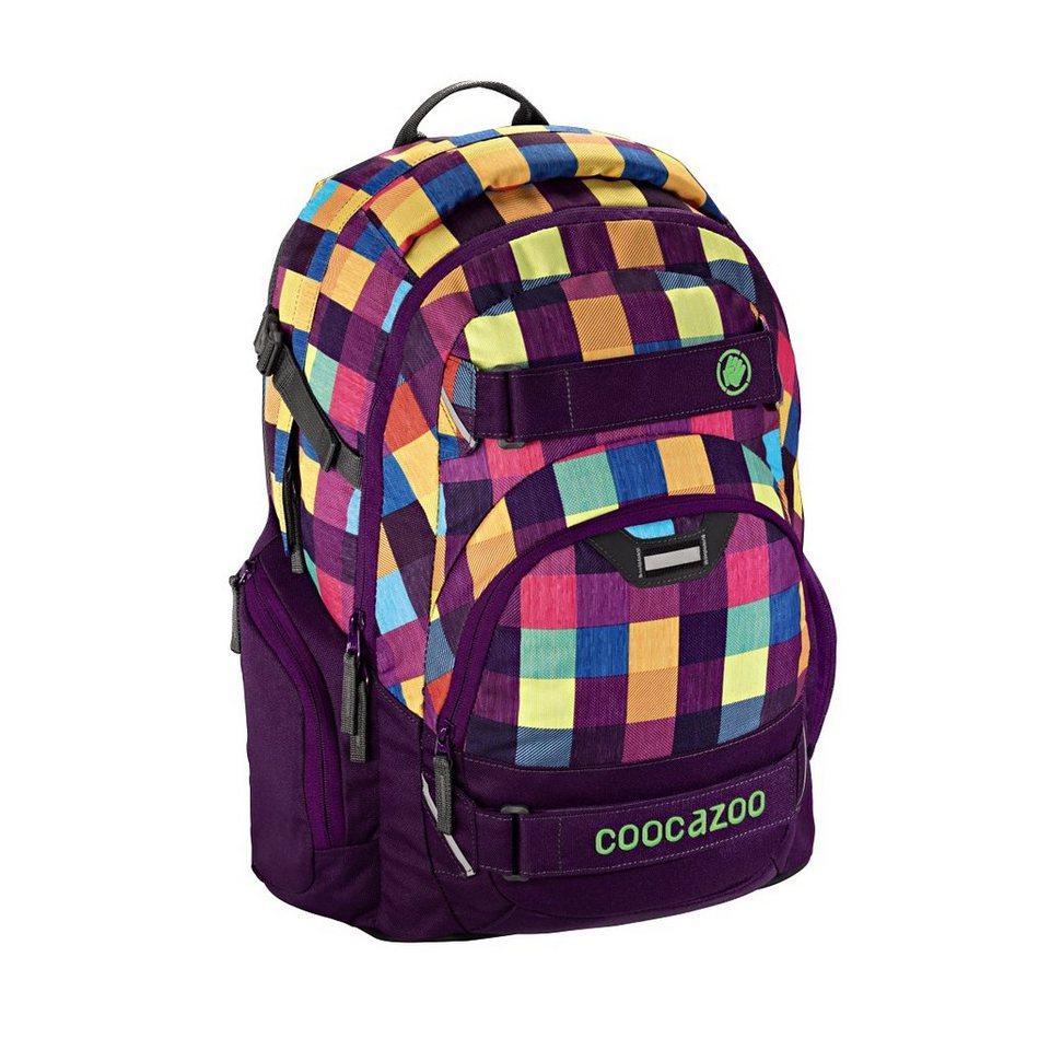 """Coocazoo Rucksack """"CarryLarry2"""" mit Laptopfach, Melange A Trois »Außenmaße 30 x 44 x 21 cm«"""