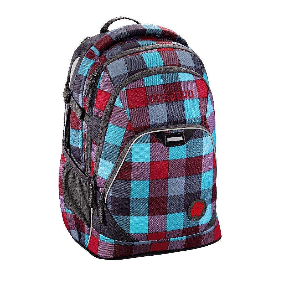 """Coocazoo Rucksack """"EvverClevver2"""" mit Laptopfach, Pink District »Außenmaße 30 x 45 x 20 cm«"""