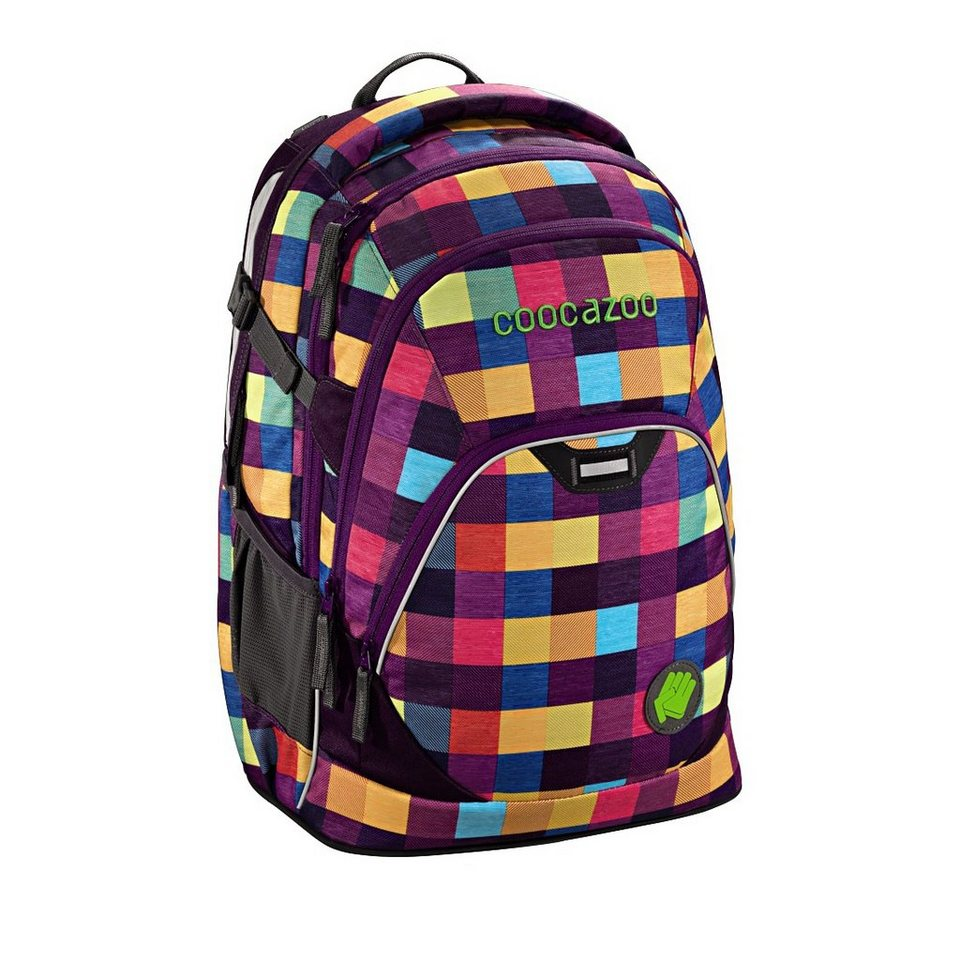 "Coocazoo Rucksack ""EvverClevver2"" mit Laptopfach »Melange A Trois Pink«"