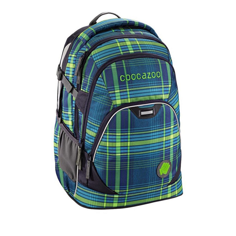 """Coocazoo Rucksack """"EvverClevver2"""" mit Laptopfach, Walk The Line »Außenmaße 30 x 45 x 20 cm«"""