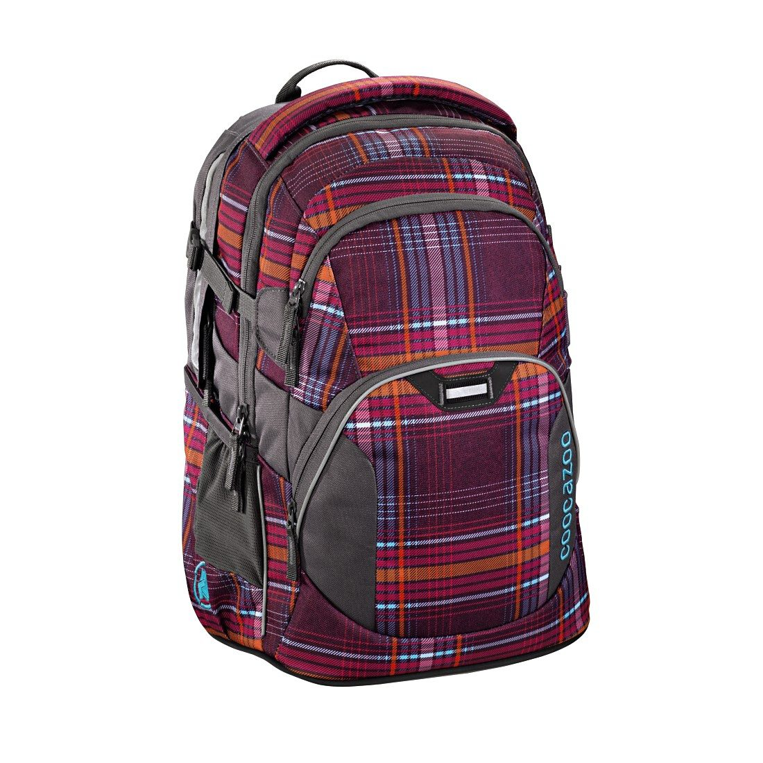 "coocazoo Coocazoo Rucksack ""JobJobber2"" mit Laptopfach »Walk The Line Purple«"
