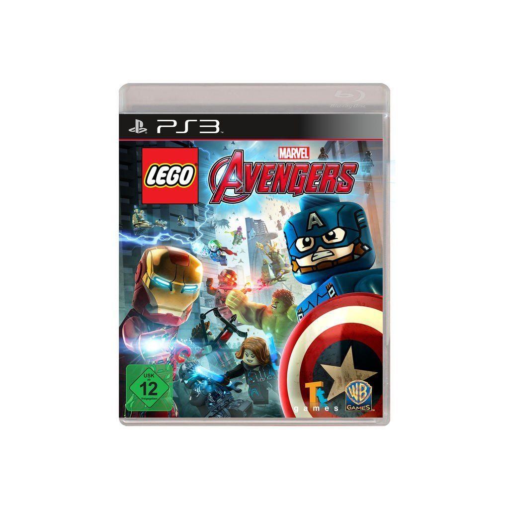 Warner Games Playstation 3 - Spiel »LEGO Marvel Avengers«