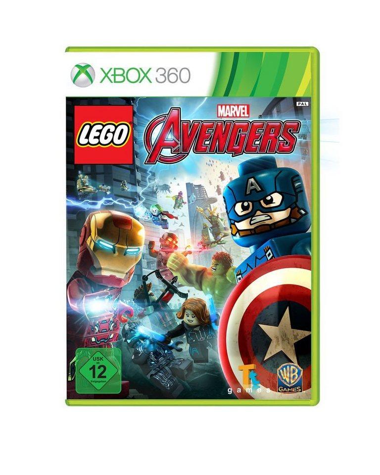 Warner Games XBOX 360 - Spiel »LEGO Marvel Avengers«