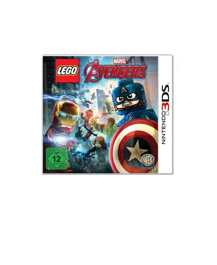 Warner Games Nintendo 3DS - Spiel »LEGO Marvel Avengers«