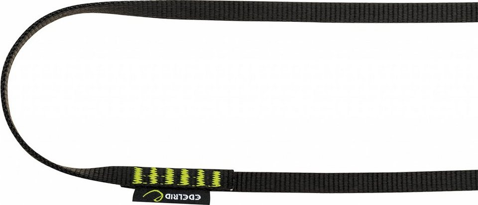 Edelrid Outdoor-Equipment »Tec Web Sling 12mm 90cm« in schwarz