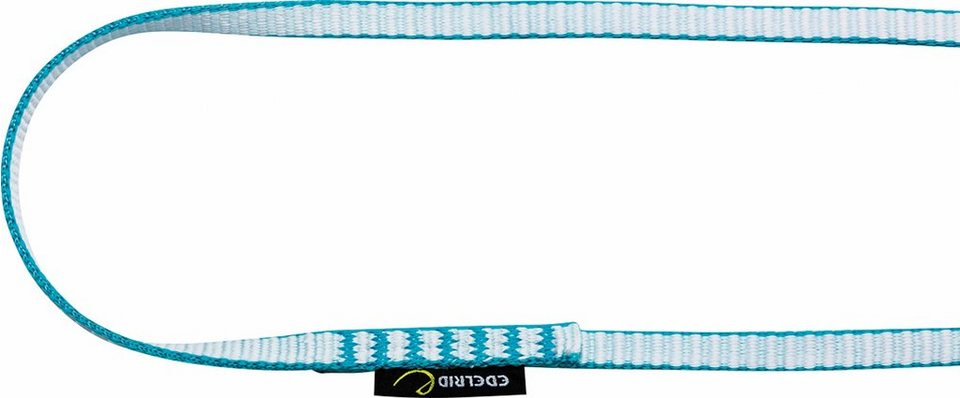 Edelrid Kletter Schlinge »Dyneema Sling 11mm 120cm« in weiß