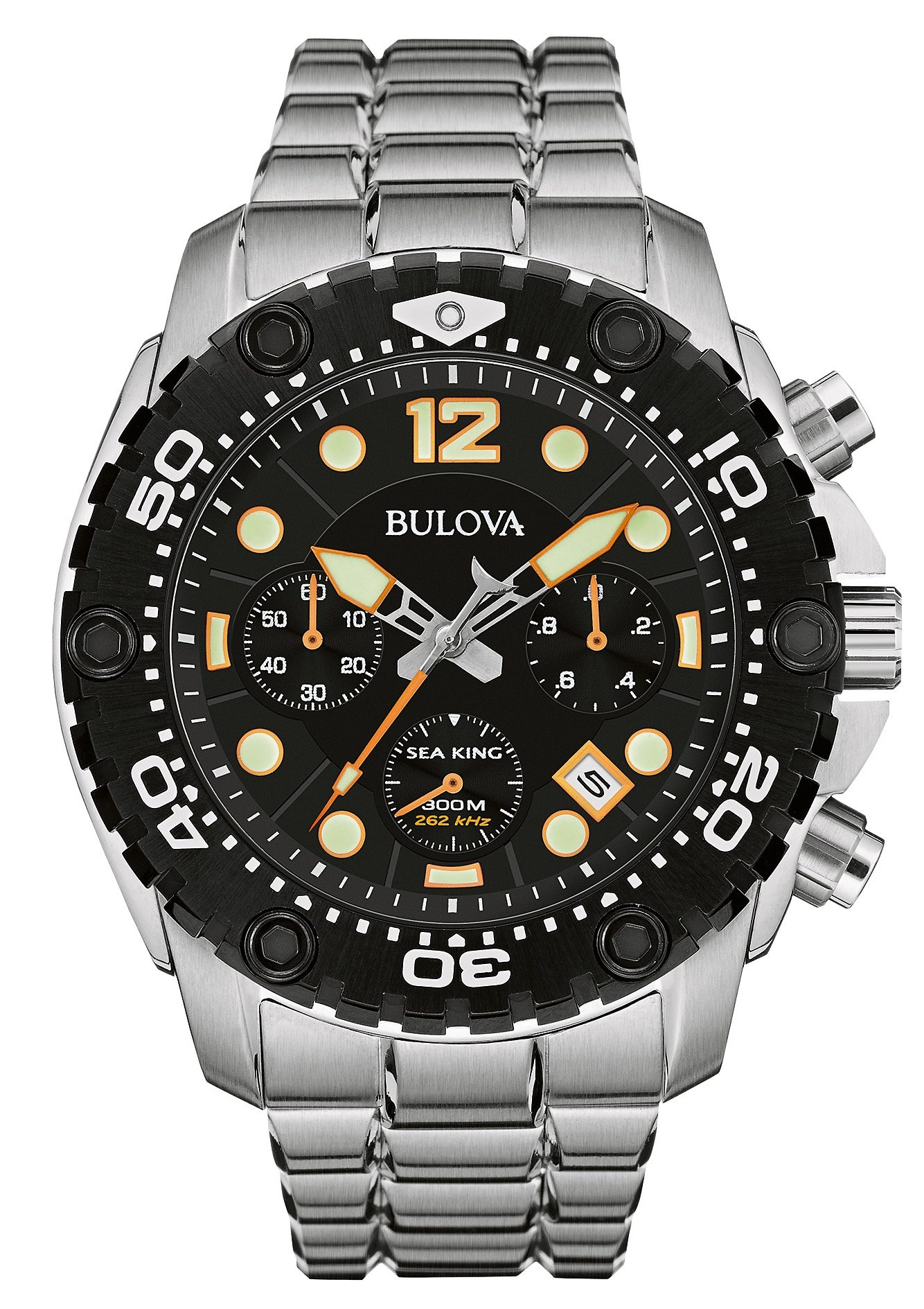 Bulova Chronograph »Sea King, 98B244«