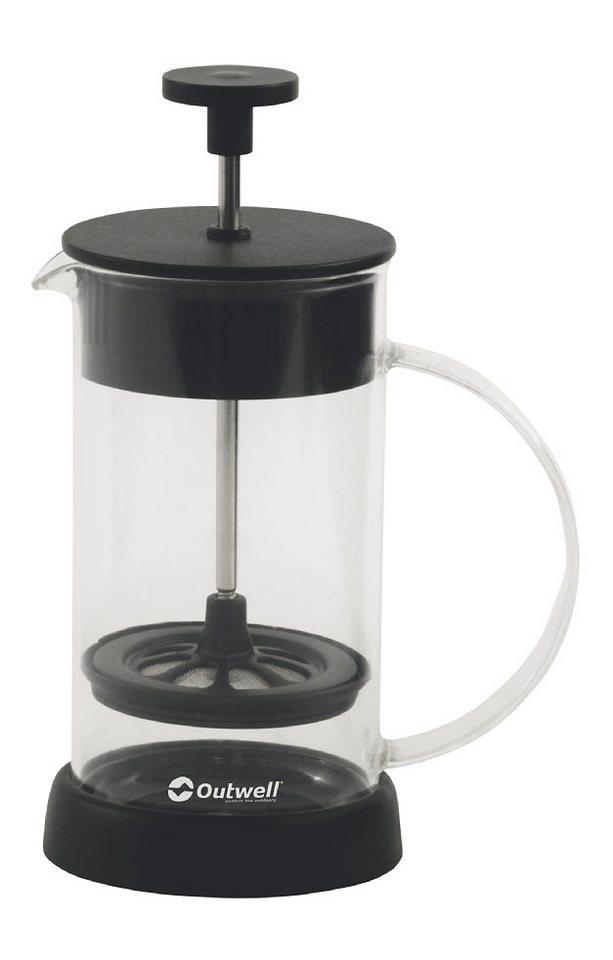 Outwell Camping-Geschirr »Tritan Coffee Press 2 Cups« in transparent