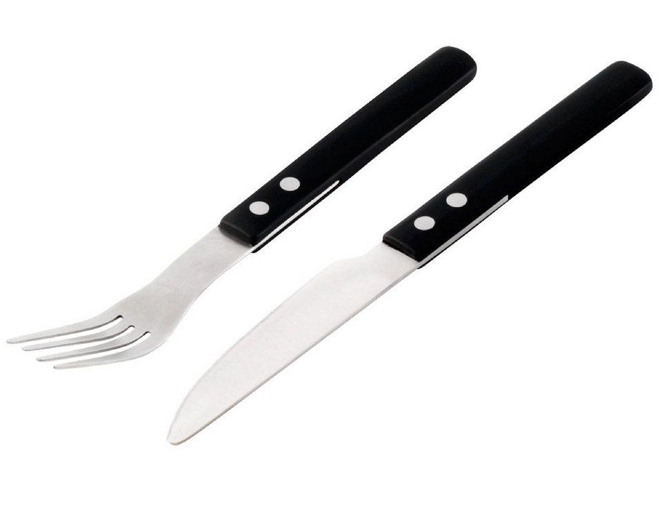 Outwell Camping-Geschirr »BBQ Cutlery Set« in schwarz