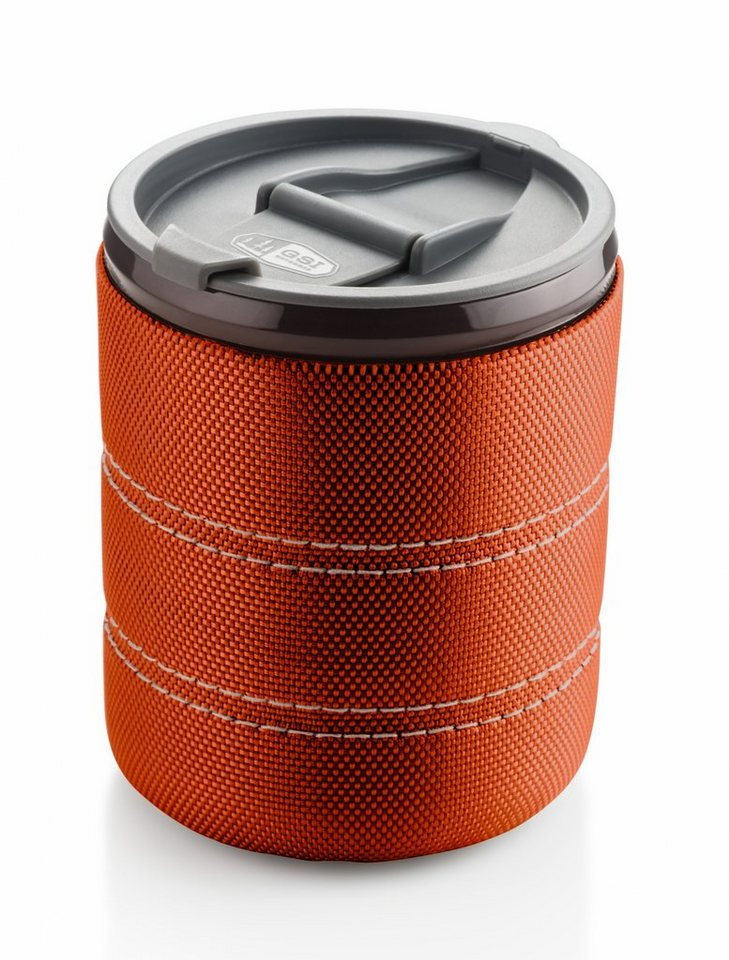 GSI Trinkflasche »Infinity Backpacker Mug orange«