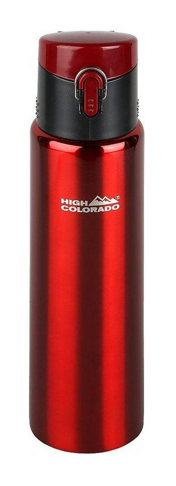 High Colorado Trinkflasche »Bubble Safe Edelstahl Trinkflasche 1000ml«