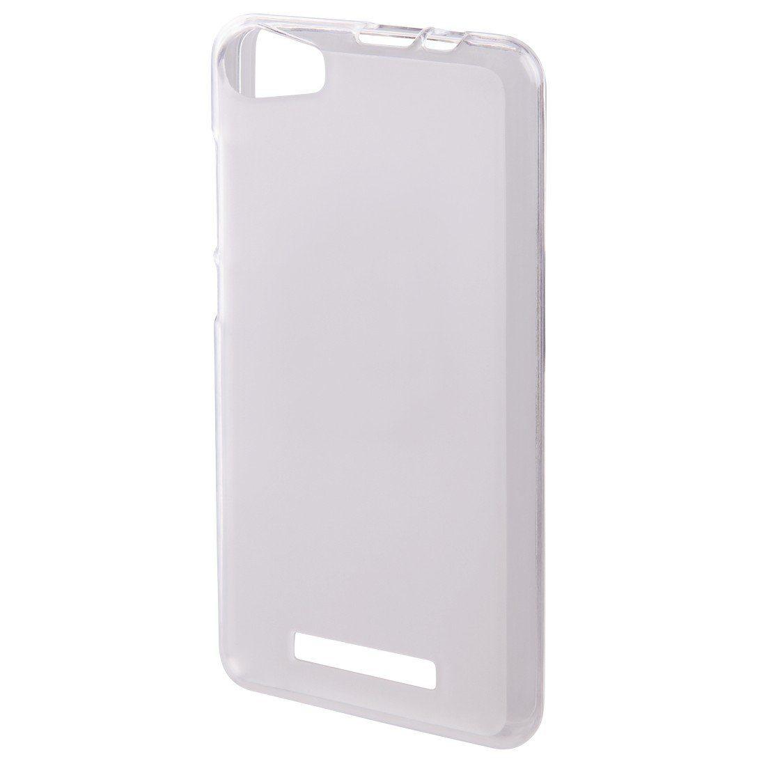 Hama Hülle für Wiko Lenny 2 Case Schutzhülle Handyhülle Bumper »Handy Cover aus flexiblem TPU«