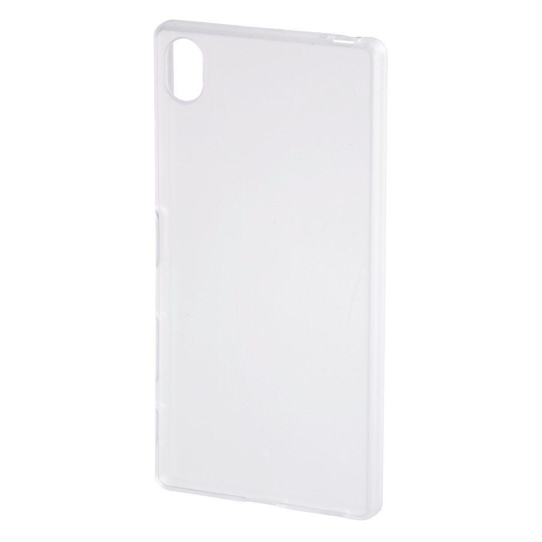 Hama Hülle f. Sony Xperia Z5 Premium Case Schutzhülle Handyhülle »Handy Cover aus flexiblem TPU«