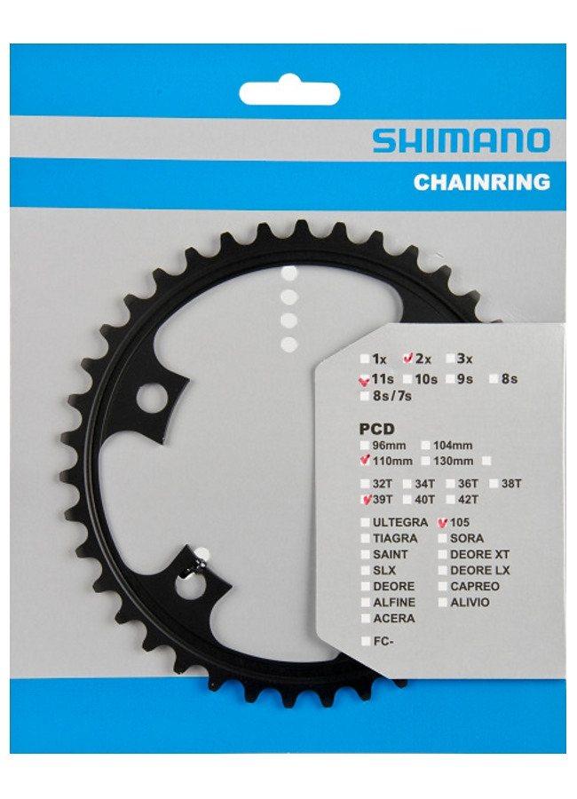 Shimano Kettenblatt »105 FC-5800 Kettenblatt MD 110 mm«