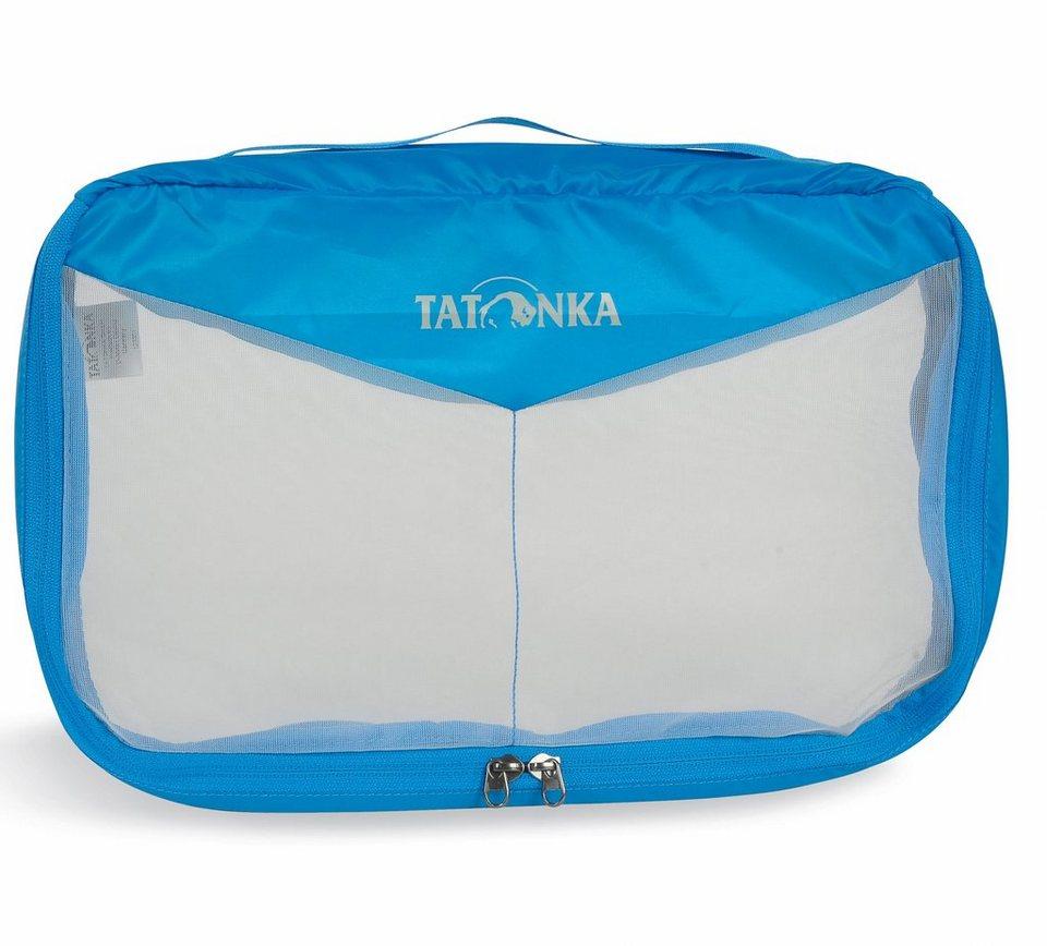 Tatonka Sport- und Freizeittasche »Mesh Bag L« in transparent