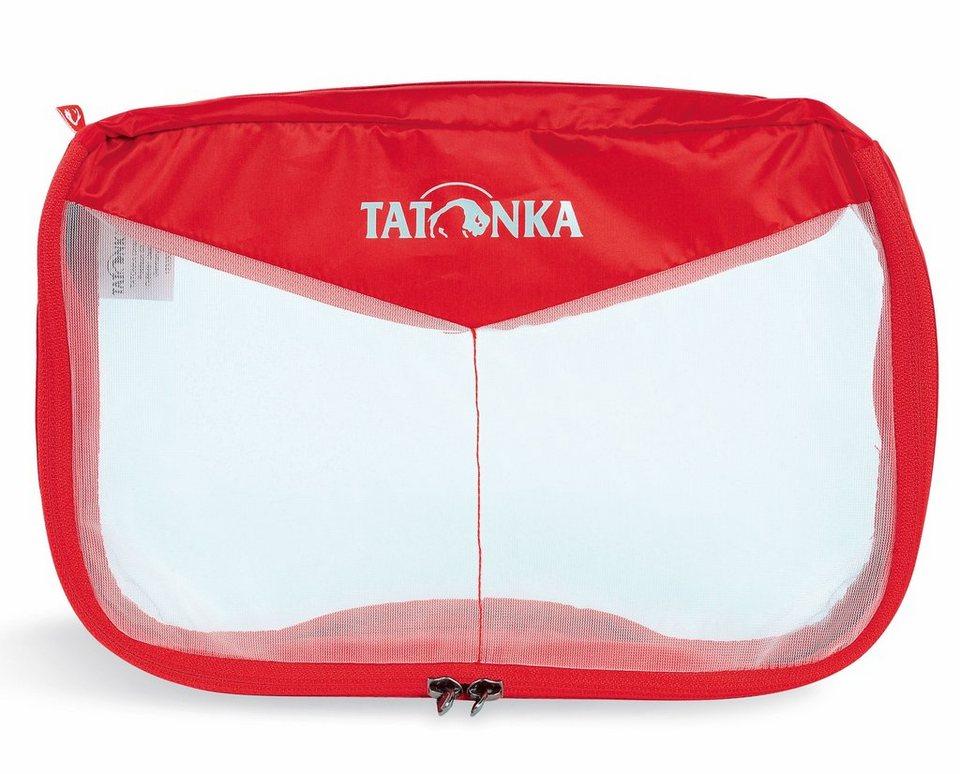 Tatonka Sport- und Freizeittasche »Mesh Bag M« in transparent