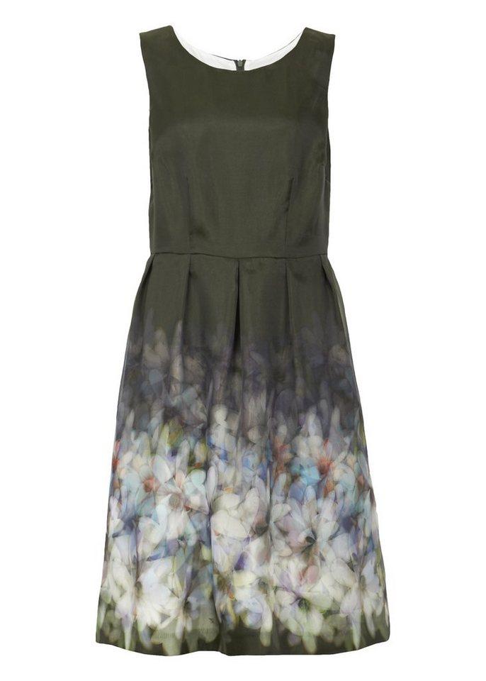Daniel Hechter Sommerliches Kleid »Fleuraison« in olive