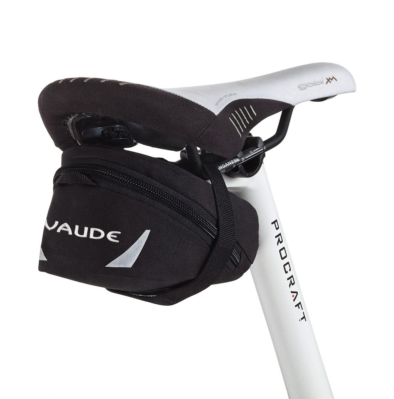 VAUDE Fahrradtasche »VAUDE Tube Bag M Saddlebag«