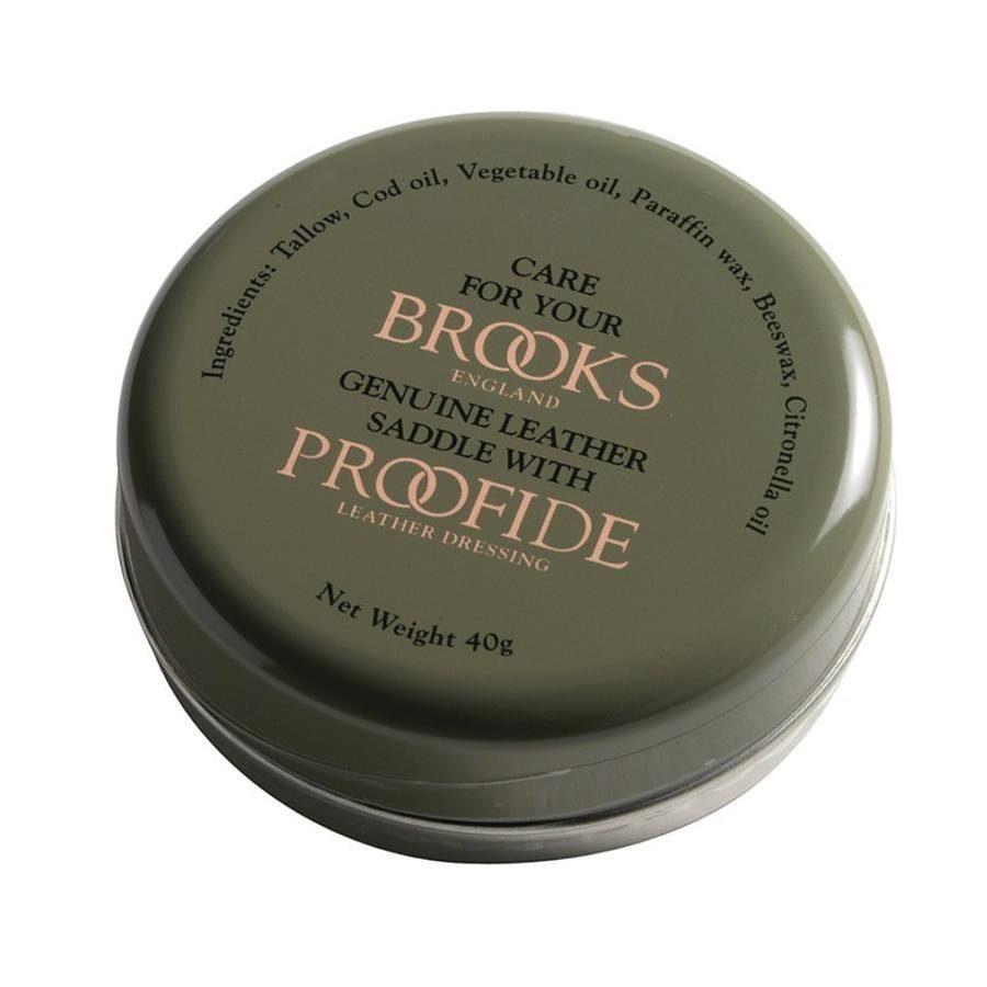 Brooks Fahrrad Reiniger »Spezialfett für Ledersattel 40 g«