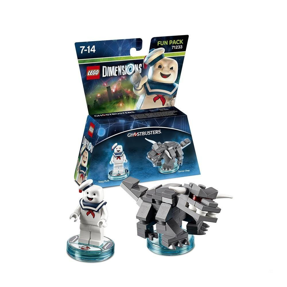 Warner Games Fanartikel »Lego Dimensions Fun Pack Ghostbusters - Stay Puft«