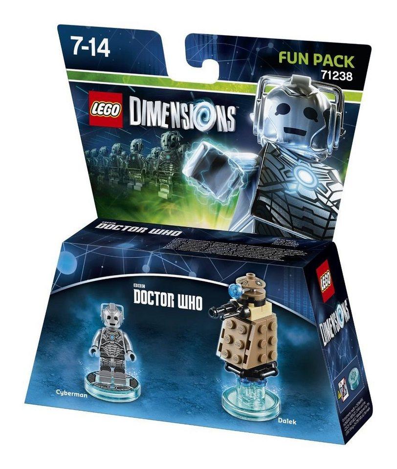 Warner Games Fanartikel »Lego Dimensions Fun Pack Doctor Who - Cyberman«