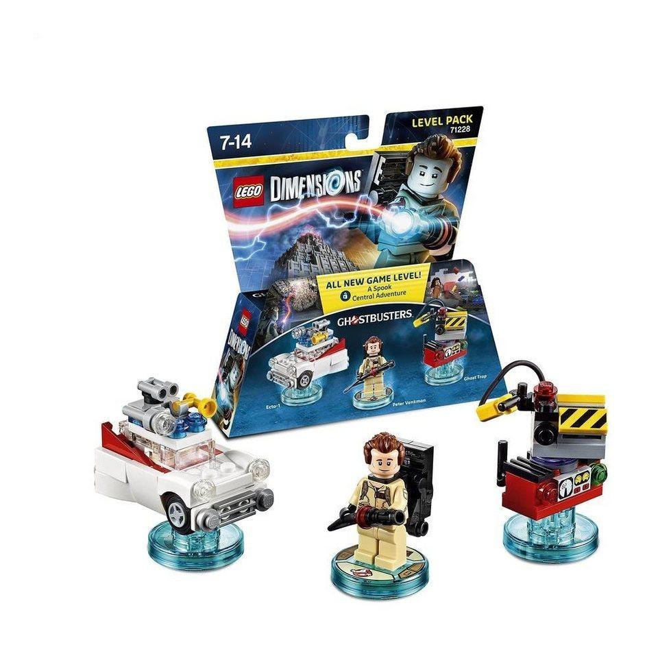 Warner Games Fanartikel »Lego Dimensions Level Pack - Ghostbusters«