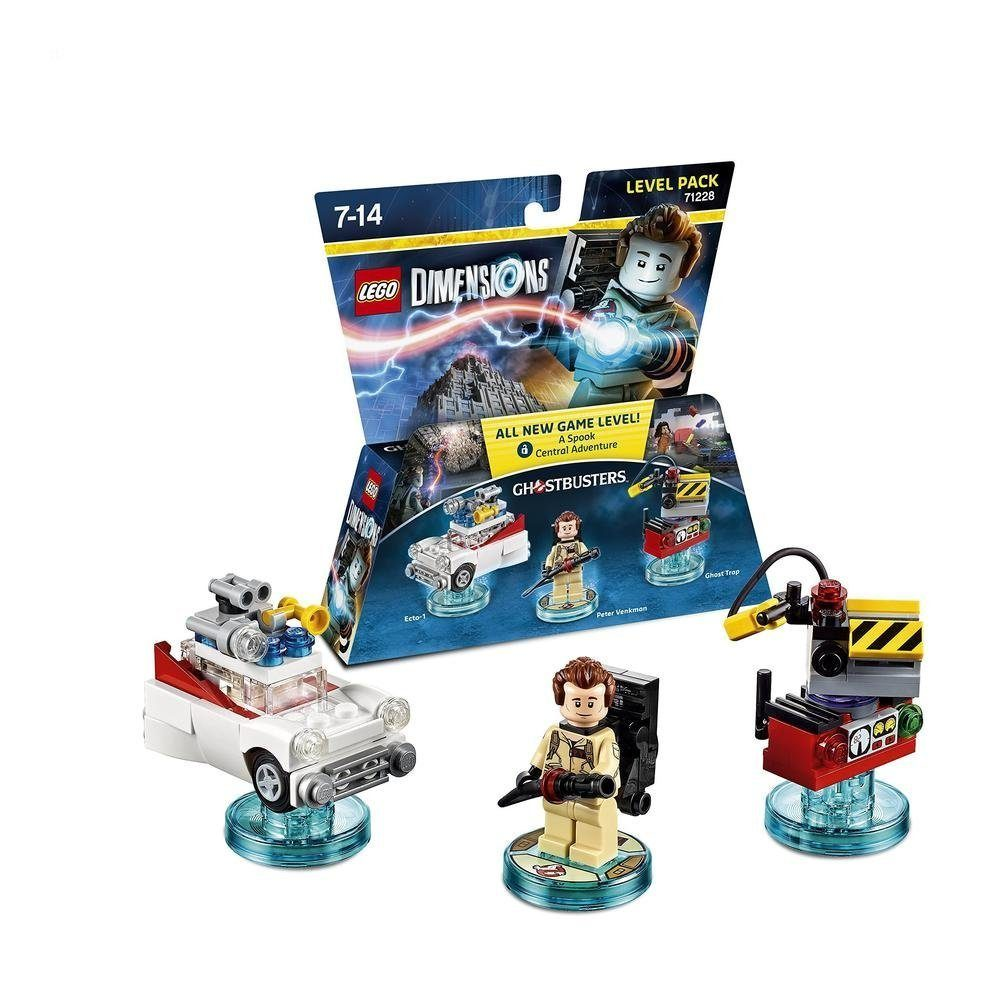 Warner Games Fanartikel »Lego Dimensions Level Pack - Ghostbusters«