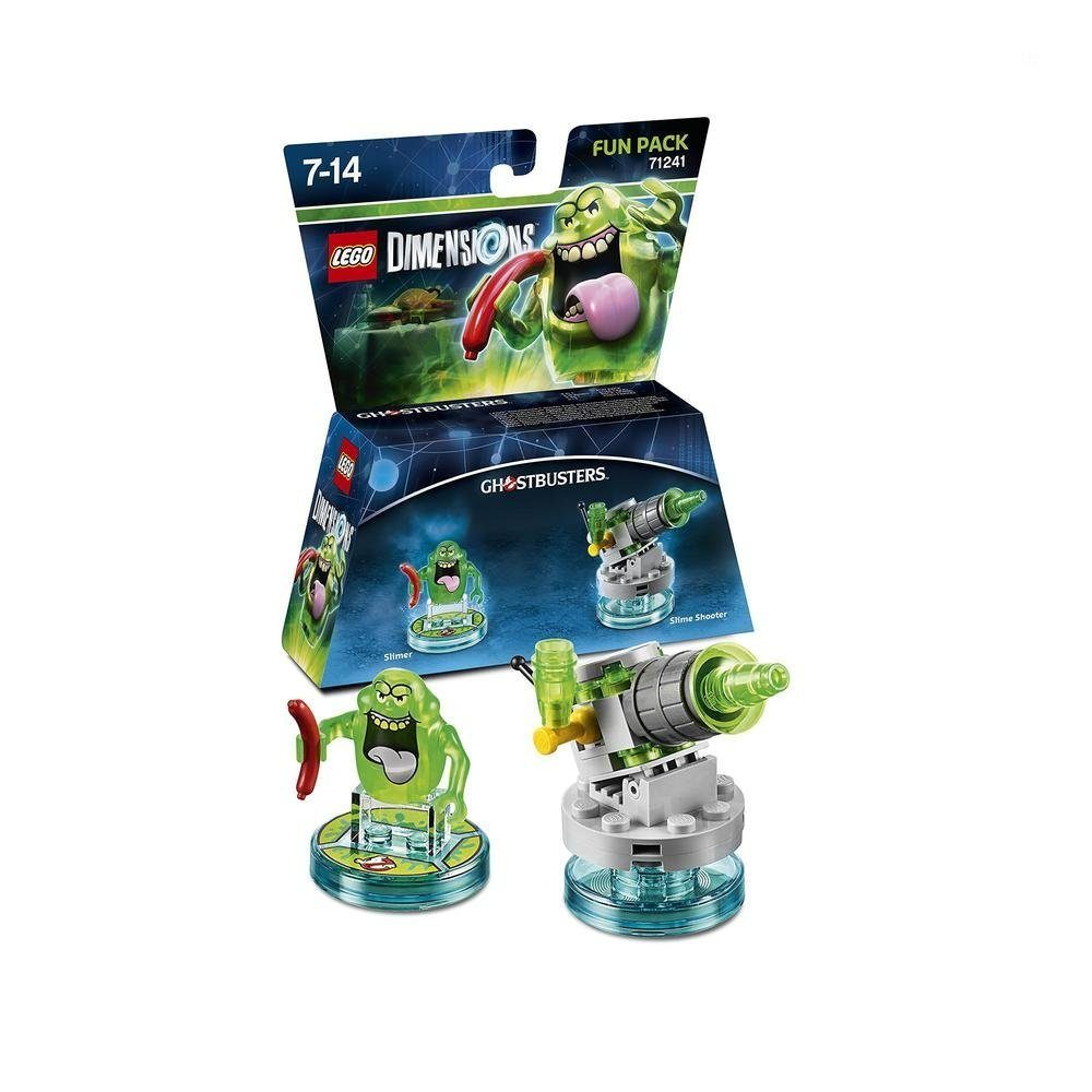 Warner Games Fanartikel »Lego Dimensions Fun Pack Ghostbusters - Slimer«